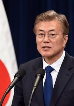 Tỷ lệ ủng hộ Tổng thống Hàn Quốc xuống thấp kỷ lục
