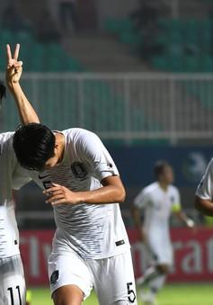 Chung kết U19 châu Á 2018: U19 Hàn Quốc - U19 Ả Rập Xê Út (19:00 ngày 04/11 trên VTV6)