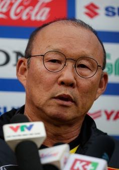 AFF Cup 2018: HLV Park Hang Seo tiết lộ hai cái tên thay thế Văn Thanh