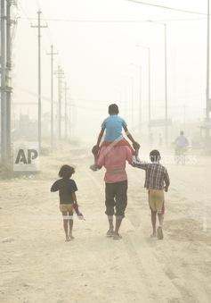 Ô nhiễm khiến hơn 1 triệu người tử vong ở Ấn Độ