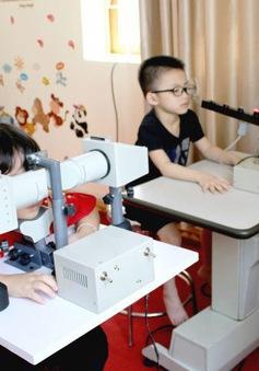 Phòng tránh bệnh nhược thị hiệu quả cho trẻ