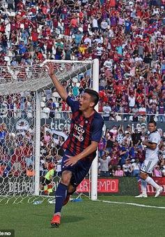 """Bóng đá Paraguay """"phát cuồng"""" vì tài năng tuổi teen"""