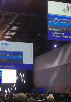 Việt Nam tái trúng cử vào Ủy ban Thể lệ vô tuyến của ITU