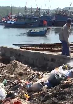 Bất ổn xử lý rác thải tại chỗ ở Quảng Ngãi