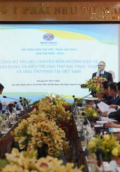 Hơn 20.000 người Việt tử vong do ung thư phổi mỗi năm