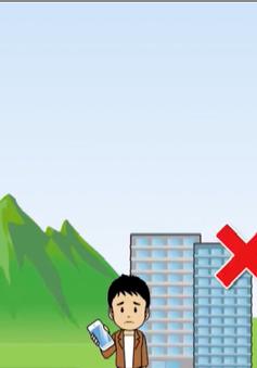 Nhật Bản khởi động hệ thống định vị toàn cầu mới