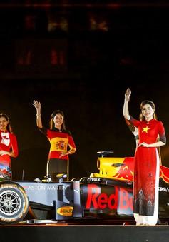 ẢNH: Việt Nam chính thức đăng cai giải đua xe F1 2020