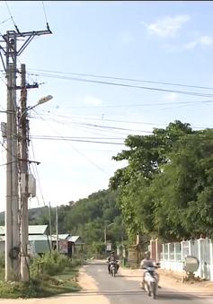 Miền núi Quảng Nam khó khăn vì bị cắt điện thường xuyên