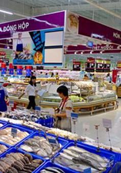 """Hàng Việt khó """"chen chân"""" vào siêu thị ngoại"""