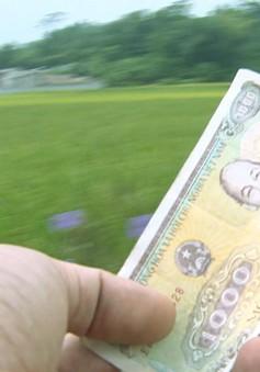 """""""Sự thần kỳ"""" của những đồng tiền lẻ tại Thái Nguyên"""