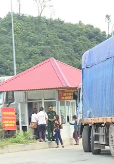 Bất cập quản lý tại cửa khẩu quốc tế Cầu Treo