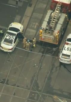 Tấn công bằng dao ở Melbourne, 1 người thiệt mạng