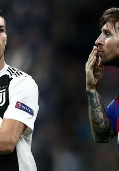 Cristiano Ronaldo gửi lời thách thức đến Lionel Messi