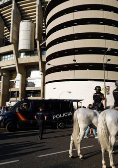 Thành phố Madrid lãi 25 triệu euro từ Superclasico