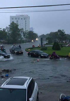 Các tỉnh từ Hà Tĩnh đến Phú Yên chủ động ứng phó mưa lũ