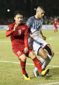 ĐT Việt Nam có lực lượng mạnh nhất cho trận chung kết lượt về