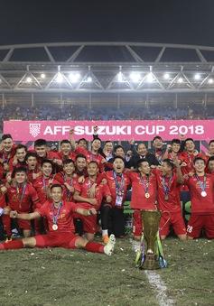 Thiên thời, địa lợi, nhân hoà và Việt Nam vô địch AFF Cup 2018 xứng đáng