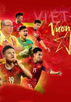 Bùi Anh Tuấn, Hoàng Tôn,  Gin Tuấn Kiệt cùng dàn sao Việt hát ca khúc ủng hộ  ĐT bóng đá Việt Nam