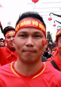 Hàng triệu kiều bào hòa chung niềm vui chiến thắng của tuyển Việt Nam