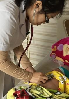 Ngày Tết - trẻ nhỏ thường mắc các bệnh hô hấp, tiêu hóa