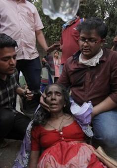 Ấn Độ: Cháy bệnh viện, ít nhất 6 người thiệt mạng