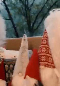 Thị trường phục vụ ngày lễ Giáng sinh - Sáng tạo để cạnh tranh