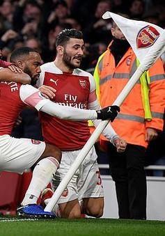 VIDEO Arsenal 4-2 Tottenham: Derby London giàu cảm xúc