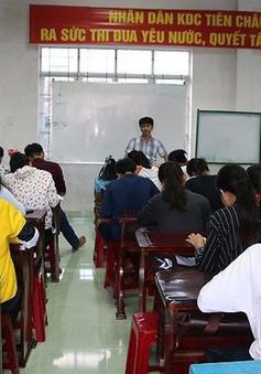 Lớp học miễn phí nơi vùng biển