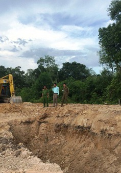 Xử lý hàng trăm vụ khai thác khoáng sản trái phép trên đảo Phú Quốc