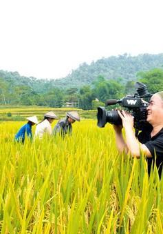 """Những bức ảnh """"nghìn like"""" tại cuộc thi ảnh """"Những người làm truyền hình"""""""