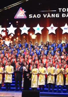 200 doanh nghiệp đạt Giải thưởng Sao Vàng đất Việt 2018