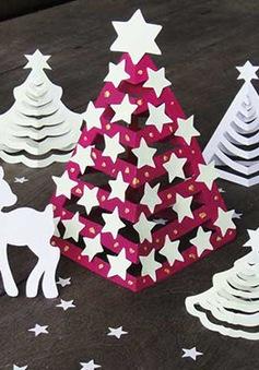 Cách trang trí cây thông Noel đẹp nhất năm 2018