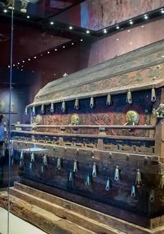 Trung Quốc phát hiện khu mộ cổ 2.000 năm tuổi ở thảo nguyên phía Bắc