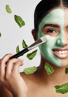 Tác dụng bất ngờ của lá bạc hà đối với làn da