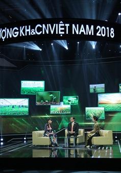 Đón xem Ấn tượng Khoa học và Công nghệ Việt Nam 2018 (31/12, VTV2)