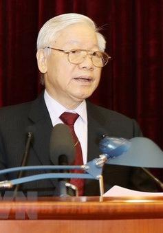 Toàn văn phát biểu khai mạc Hội nghị Trung ương 9 của Tổng Bí thư, Chủ tịch nước