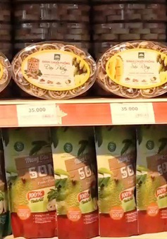 Hỗ trợ doanh nghiệp nhỏ đưa hàng vào siêu thị ngoại