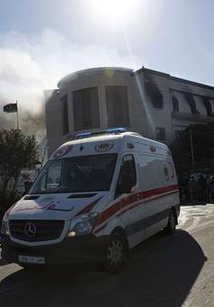 Quốc tế lên án mạnh mẽ vụ tấn công ở Liyba