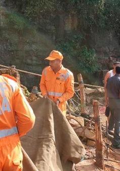Ấn Độ nỗ lực giải cứu 15 thợ mỏ bị mắc kẹt trong nước lũ