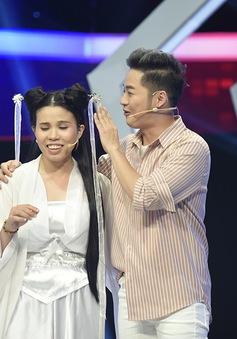 """Đoán tuổi như ý: Thanh Duy đóng vai Dương Quá phát cuồng vì Tiểu long nữ """"đùi gà"""""""