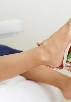 9 vấn đề thường gặp ở bàn chân và cách đơn giản để khắc phục