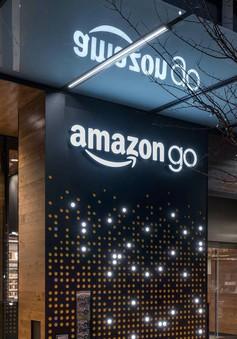 Amazon thử nghiệm thanh toán không thu ngân tại các cửa hàng lớn
