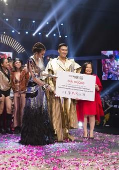 Mạc Trung Kiên đăng quang quán quân The Face Vietnam 2018