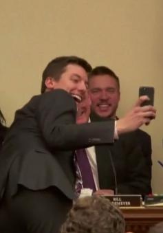 Hài hước phiên bốc thăm chọn phòng làm việc của 85 nghị sĩ Mỹ
