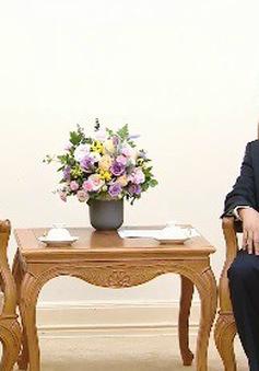 Thủ tướng tiếp Chủ tịch Tập đoàn Lotte Hàn Quốc