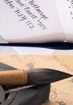 Trực tiếp Thế hệ số 18h30 (5/12): Calligrapher - Thú chơi với bút, mực và giấy