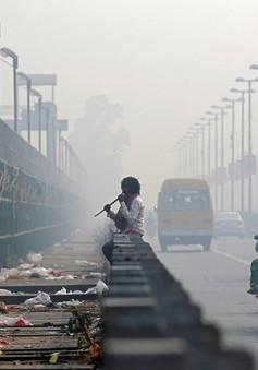 Ấn Độ: Chính quyền New Delhi bị phạt vì khói mù độc hại