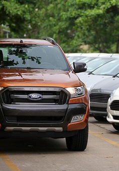 Ford Ranger có nguy cơ bung cửa khi đang chạy - Triệu hồi hơn 10.000 xe tại Việt Nam