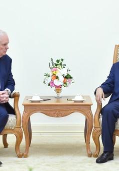 Thủ tướng tiếp Giáo sư Đại học Harvard, Hoa Kỳ