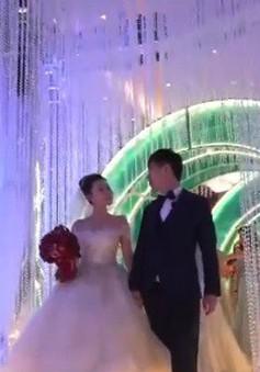 """Giới trẻ Trung Quốc mạnh tay chi cho đám cưới """"trong mơ"""""""